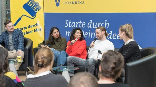 Interview-Gründer-Talk Viadrina